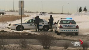 Two Alberta RCMP officers have been shot, suspect found dead