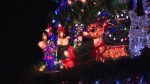North Vancouver Christmas house lights up for final year