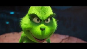 Did Benedict Cumberbatch nail The Grinch?