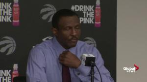 Dwane Casey calls Raptors 2017 first pick 'a big-time talent'
