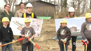 Iron Springs breaks ground on replacement Huntsville school