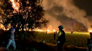 Mexico pipeline explosion that killed at least 79 puts new attention on strategy to stop fuel theft