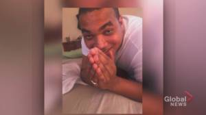 Family of slain father asking tough questions following accused killer's arrest
