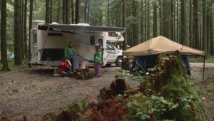 Surge of campers book reservations on Parks Canada website