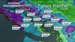 BC Evening Weather Forecast: Oct 21