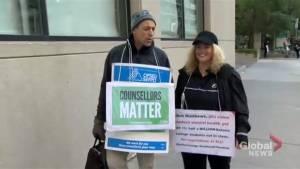 Ontario college faculty strike enters third week