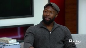 Trevante Rhodes on his upcoming film 'Bird Box'
