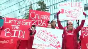 Calgary proceeds with plebiscite on 2026 Olympics bid
