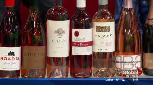 Rose wines perfect for the holiday season