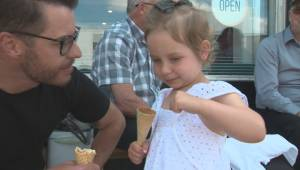 A look at National Ice Cream Day in Edmonton