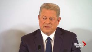 Al Gore thinks there's 'better than even chance' Trump will keep U.S. in Paris Climate agreement
