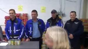 Thanks For Giving: Michael at the Surrey food bank