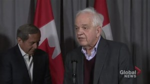 John McCallum calls on 'friendly' countries to engage China on Canadian detainees
