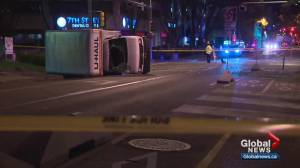 Edmonton attacks: Leaked police recordings reveal attempts to stop U-Haul rampage