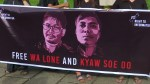 Myanmar court hears appeal of reporters sentenced to jail while investigating Rohingya killing