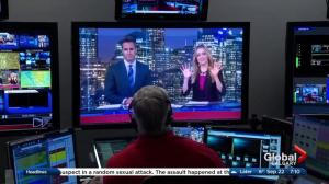 Doors Open YYC: inside Global Calgary's control room