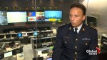 What does the RCMP's National Security Joint Operations Centre do to fight ISIS?