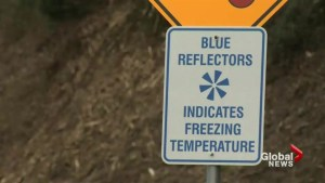 Chilliwack tests icy road warning system