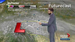 Edmonton Weather Forecast: March 7