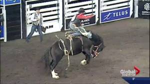 Canadian Finals Rodeo to stay in Edmonton through 2018