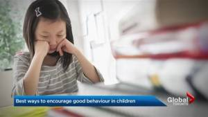 Expert says parents should throw away behaviour charts