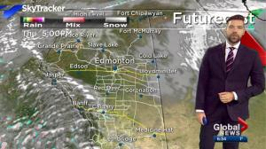 Edmonton Weather Forecast: Oct. 11