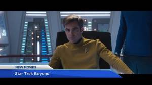 Movie reviews: Star Trek Beyond, Absolutely Fabulous, Captain Fantastic