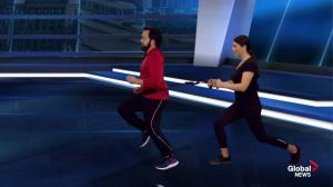 Fit Tips with Chris Tse: 4 buddy exercises using exercise bands
