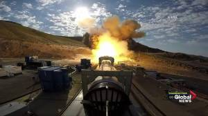 NASA successfully tests rocket to be used in Mars mission