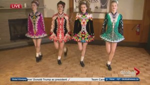 St. Patrick's Day 2018: McDonnell School of Irish Dance