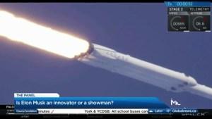 Is Elon Musk an innovator or a showman?