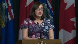 Ganley explains why Alberta government will handle online cannabis sales
