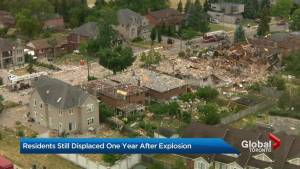 A year after Mississauga house explosion, two dozen homes still uninhabitable