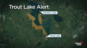 Alberta wildfires Monday morning update: Trout Lake evacuation alert; High Level winds shift