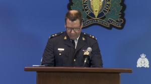 Presser: Man arrested for unsolved 2011 Surrey shooting