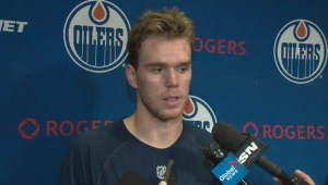 Edmonton Oilers' Connor McDavid reacts to NHL crackdown on slashing, faceoff violations