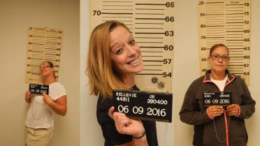 3 Ohio women smile for mugshots after allegedly assaulting