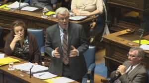Ticket scandal comes back to haunt Premier Greg Selinger