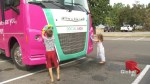 Pink RV 'Mom Mobile' travels across Canada to talk about loneliness of motherhood