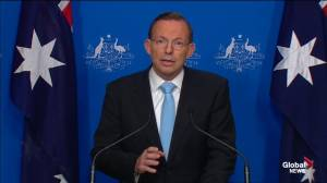 Australian PM addresses the nation following hostage standoff in Sydney