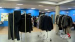 Lethbridge College students pick free dress clothes from 1st 'Career Closet'