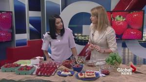 Nutrition:Best ways to enjoy locally grown strawberries
