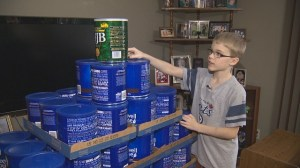 Winnipeg boy's Cups of Warmth helps city's homeless