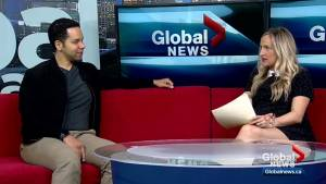 Comedian Vlad Caamano joins Global News