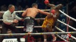 Canadian boxer Adonis Stevenson in critical condition after knockout in title fight