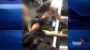Teen allegedly assaults homeless man