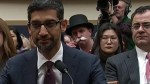Monopoly man photobombs Google CEO during privacy hearing