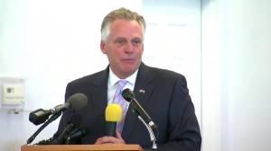 Virginia Gov. McAuliffe condemns Charlottesville violent protest, calling white supremacists 'dividers'