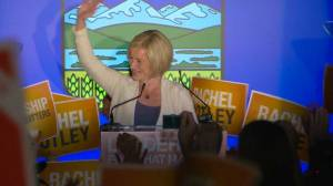 Impossible made possible: NDP claims landslide Alberta victory, Prentice steps down