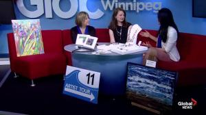 WAVE Interlake Artists' Studio Tour combines a road trip with art